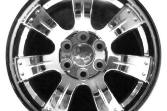 "CCI® - 20"" Remanufactured 7-Spoke Chrome Factory Alloy Wheel"
