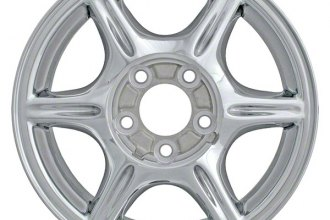 "CCI® - 16"" Remanufactured 6-Spoke Factory Alloy Wheel"