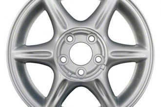 "CCI® - 16"" 6-Spoke Factory Replica Alloy Wheel"