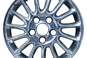"CCI® - 16"" Remanufactured 15-Spoke Factory Alloy Wheel"