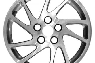 "CCI® - 17"" Remanufactured 10-Spoke Factory Alloy Wheel"