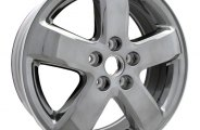 "CCI® - 17"" 5-Spoke Factory Replica Alloy Wheel"