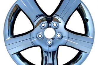 "CCI® - 18"" Front 5-Grooved-Spoke Chrome Factory Replica Alloy Wheel"