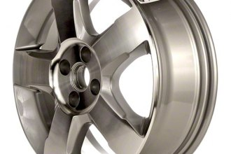 "CCI® - 16"" Remanufactured 5-Spoke Standard Finish Factory Alloy Wheel"