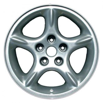 "CCI® - 16"" Remanufactured 5 Spokes Factory Alloy Wheel"