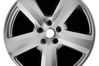 "CCI® ALY58822U20 - 18"" Remanufactured 5-Spoke All Painted Silver Factory Alloy Wheel"