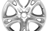 "CCI® - 19"" Remanufactured 5-Spoke Silver Factory Alloy Wheel"