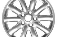 "CCI® - 16"" Remanufactured 10-Spoke Factory Alloy Wheel"