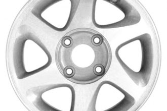 "CCI® - 15"" Remanufactured 6 Spokes Factory Alloy Wheel"