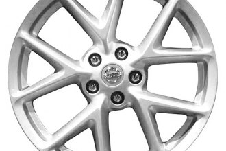 "CCI® - 19"" Remanufactured 5 Y Spokes All Painted Light Smoked Hyper Silver Factory Alloy Wheel"