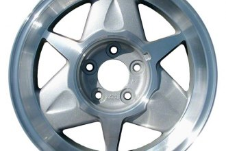 "CCI® - 15"" Remanufactured Rear 6-Hole Standard Finish Factory Alloy Wheel"