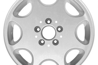 "CCI® - 16"" Remanufactured 8 Holes Silver Factory Alloy Wheel"