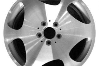 "CCI® - 18"" Remanufactured Front 6 Spokes Polished Factory Alloy Wheel"
