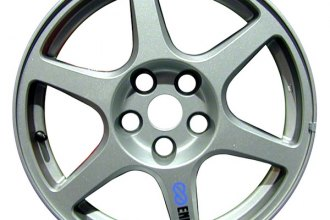 "CCI® - 17"" Remanufactured 6-Spoke Silver Factory Alloy Wheel"