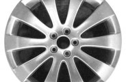 "CCI® - 16"" Remanufactured 12-Spoke Silver Factory Alloy Wheel"