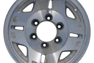 "CCI® - 15"" Remanufactured 4-Double-Spoke Factory Alloy Wheel"