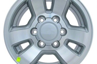 "CCI® - 15"" Remanufactured 6-Spoke Factory Alloy Wheel"