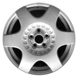 "CCI® - 16"" Remanufactured 6 Spokes Factory Alloy Wheel"