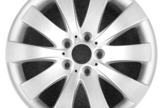 "CCI® ALY71325U20 - 18"" Remanufactured 10 Spokes All Painted Silver Factory Alloy Wheel"