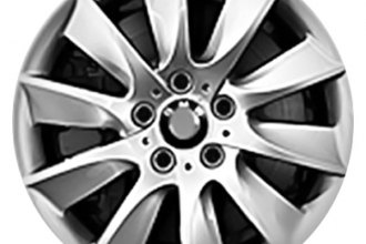 "CCI® - 18"" Remanufactured 10-Spoke All Painted Silver Factory Alloy Wheel"