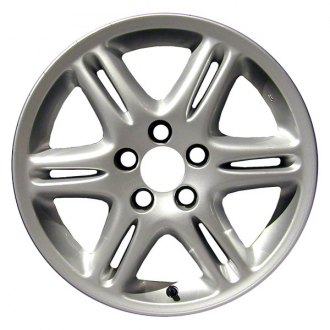 "CCI® - 17"" Remanufactured 12 Spokes Factory Alloy Wheel"