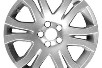 "CCI® ALY72202U20 - 18"" Remanufactured Front 6 Split Spokes All Painted Silver Factory Alloy Wheel"