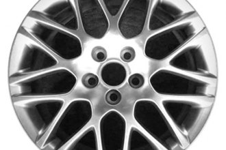 "CCI® - 18"" Remanufactured 18-Spoke Factory Alloy Wheel"