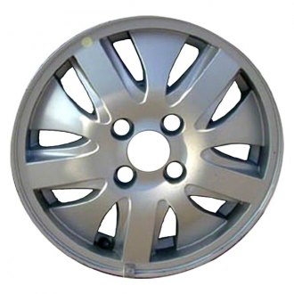 "CCI® - 14"" Remanufactured 10 Spokes Standard Finish Factory Alloy Wheel"