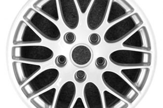 "CCI® - 17"" Remanufactured Sparkle Silver Face Factory Alloy Wheel"