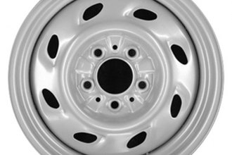 "CCI® - 15"" Remanufactured 8-Holes Factory Steel Wheel"