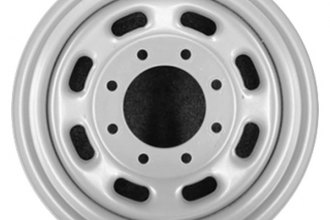 "CCI® - 16"" Remanufactured Factory Steel Wheel"