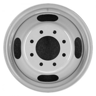 "CCI® - 16"" Remanufactured 4-Oval-Vent Factory Steel Wheel"