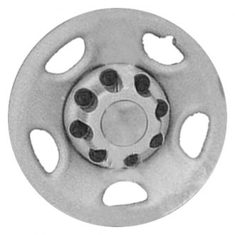 CCI® - 16'' Remanufactured 16-Round-Holes Silver Factory Steel Wheel