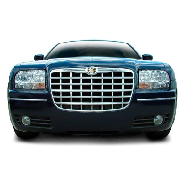 Chrysler 300 2005-2007 Chrome Grille Skin