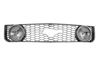CCI® - Chrome Grille Skin without Fog Lights