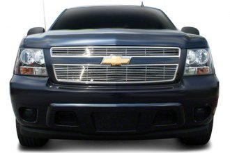CCI® - Billet Look Chrome Billet Grille Skin