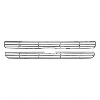 CCI® - 2-Pc Chrome Main Grille