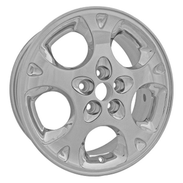 "CCI® - 16"" Remanufactured 5 Holes Bright Polished Factory Alloy Wheel"