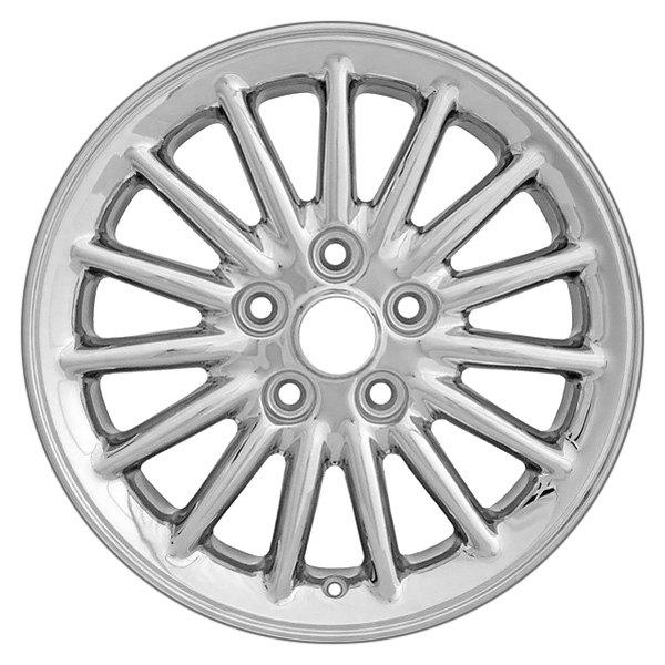 CCI® - 16 x 6.5 15-Spoke OE Chrome Alloy Factory Wheel (Remanufactured)