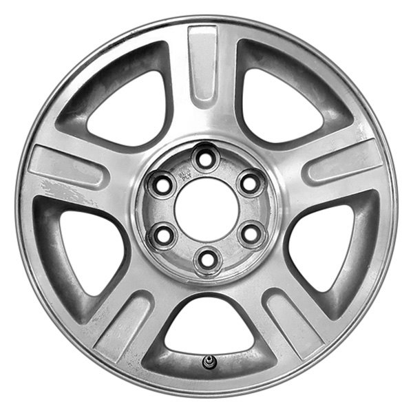 CCI® - 17 x 7.5 5-Spoke Silver Alloy Factory Wheel (Remanufactured)