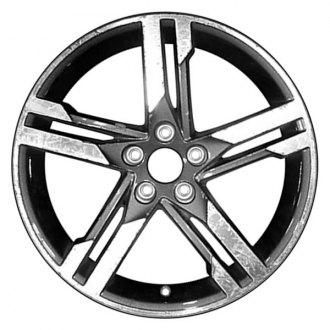 audi a4 replacement factory wheels rims carid 2016 Audi 4 Door Sedan cci factory alloy wheels
