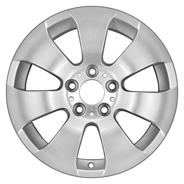 "CCI® - 17"" Remanufactured 7 Spokes Aftermarket Chrome Factory Alloy Wheel"
