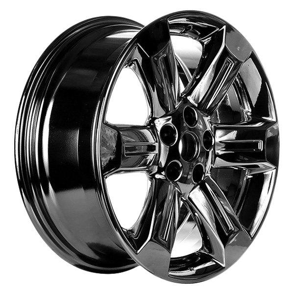 CCI® - 18 x 7.5 6-Spoke Light PVD Chrome Alloy Factory Wheel (Remanufactured)
