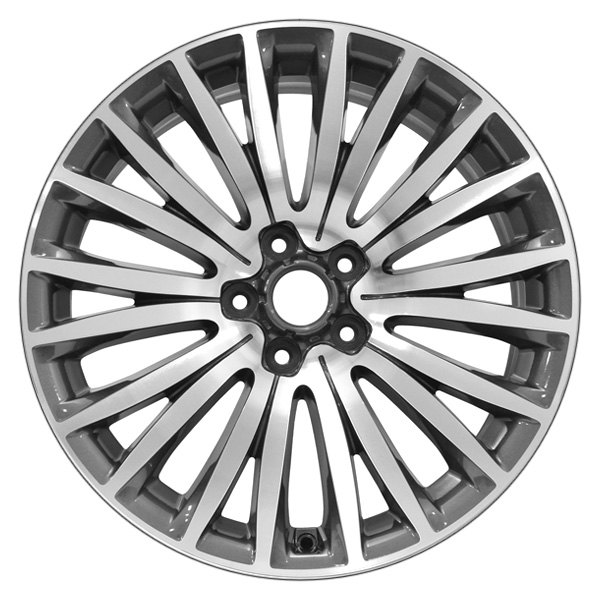 "CCI® - 19"" Remanufactured 20 Spokes OE Chrome Factory Alloy Wheel"
