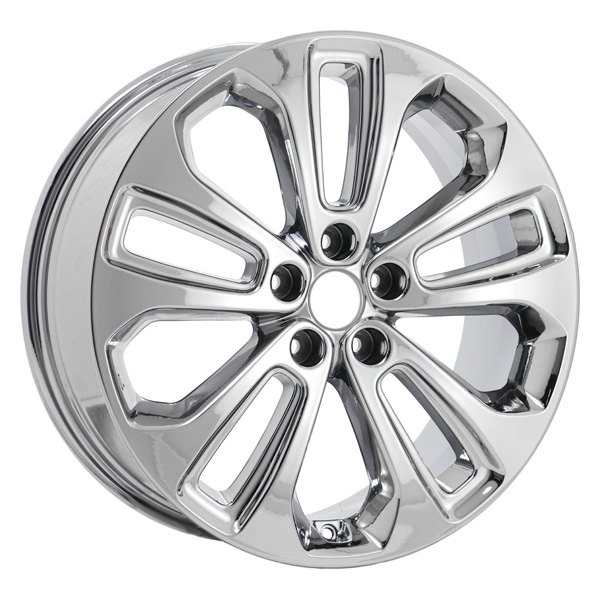 "CCI® - 19"" Remanufactured 10 Spokes Light PVD Chrome Factory Alloy Wheel"
