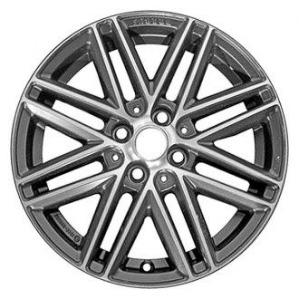 smart car replacement oem wheels rims alloy steel carid com