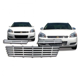 CCI® - 1-Pc Chrome Main Grille