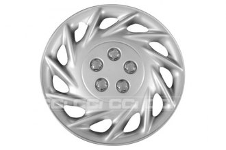 CCI® - Universal Silver Wheel Covers 13
