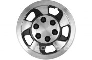 CCI® - Universal Chrome Wheel Covers 17""