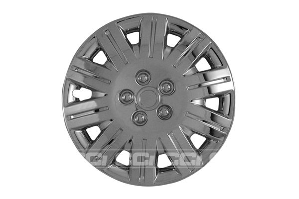 CCI® - Universal Chrome Wheel Cover 16""